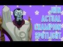 Jhin ACTUAL Champion Spotlight
