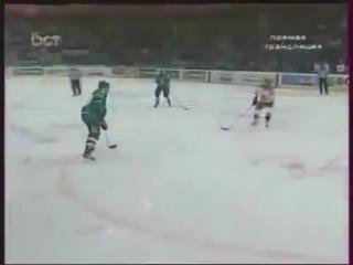 Самый лучший гол в истории хоккея  В мире!!!1