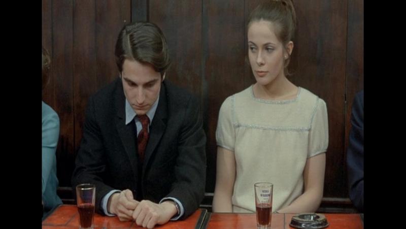 Украденные поцелуи/Baisers volés/1968/Франсуа Трюффо/на французском