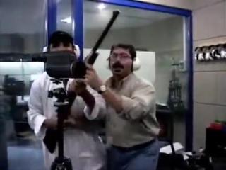 Shooting Gun Test - 577 Tyrannosaur T-rex Gun