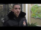 Сотрудники патрульно-постовой службы Мурманска по «горячим следам» задержали подозреваемого в убийстве женщины