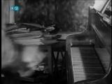 Гленн Гульд репетирует Бах Партита № 2 Симфония