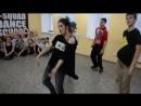 B**ch I`m Madonna - Madonna ft, Nicki Minaj_Choreography by Lil Hailey_T - Squad Dance School_WinterHoliDANCE