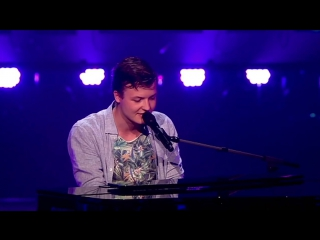 Daniël Kist – Thinking Out Loud (The Blind Auditions - The voice of Holland 2015)