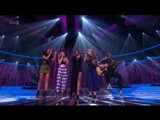 Little Mix - Black Magic (Live on The Xtra Factor)