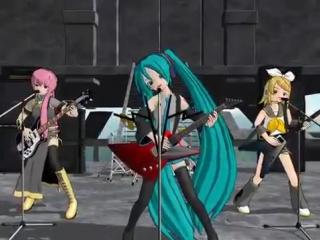 Korpiklaani - Happy Little Boozer (Vocaloid - Hatsune Miku)