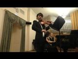 Ф. Шуберт  Соната для скрипки и фортепиано ля мажор, соч. 162 (D 574) Даниил Коган (скрипка)   Анна Тамаркина (фортепиано)