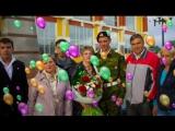 Встреча из армии Мама встречает сына на вокзале Бийск