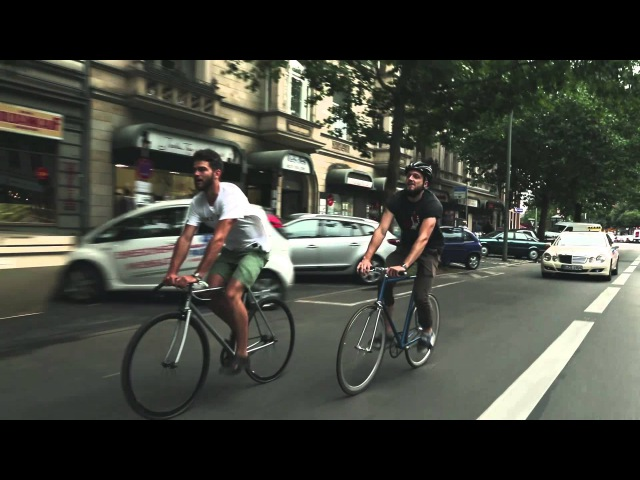 Ride The City - a Berlin fixedgear run