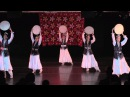 Raghse Daf by Nomad Dancers - Persian-Azeri fusion dance