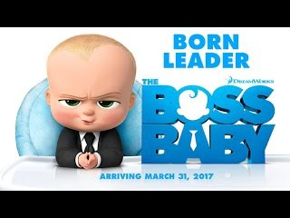 Босс-молокосос - Русский трейлер 2017