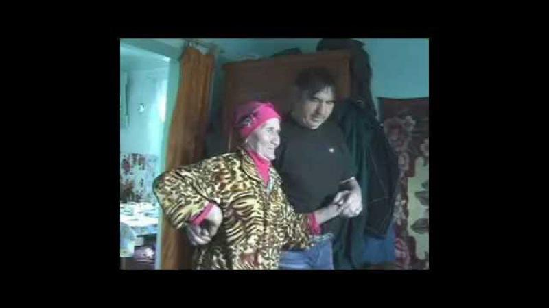 Танец Коробочка в приаргунских землях России и в Трёхречье КНР