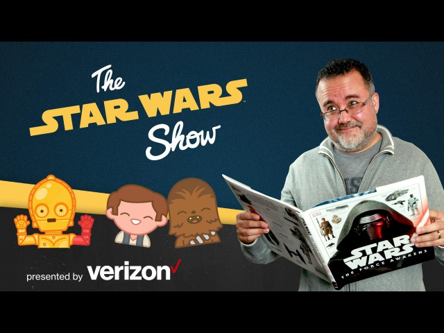 Pablo Hidalgo Extended Interview | The Star Wars Show