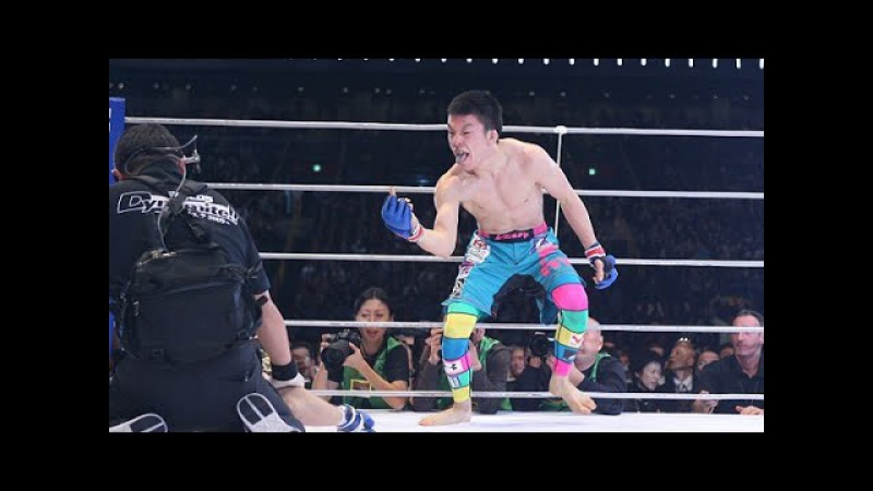 Shinya Aoki MMA Highlights HELLO JAPAN