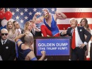 Donald Trump ft. Melania Trump - Golden Dump (The Trump Hump)/#TheMockingbirdMan by Klemen Slakonja/