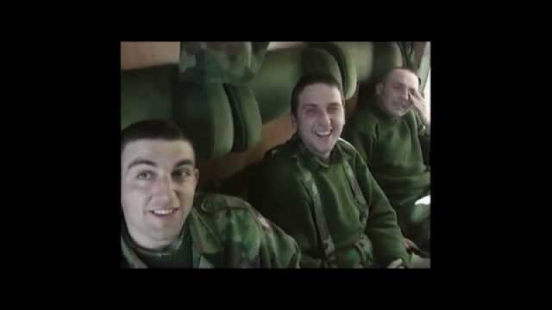 Yugoslav Army going to war against US/NATO imperialists, 1999.