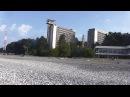 Абхазия, Курорт Пицунда - Пансионаты Маяк и Амзара