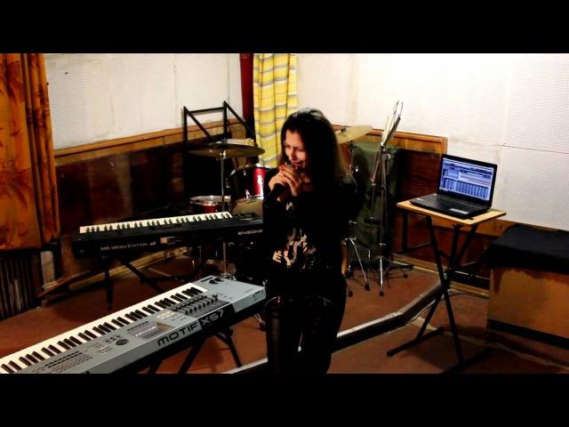 Искупление 5 стихий power metal female vocal cover женский вокал