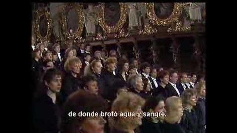 Mozart Ave Verum Corpus por Leonard Bernstein » Freewka.com - Смотреть онлайн в хорощем качестве