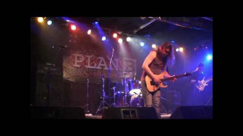 Yuri Mikhaylov group-Inspiration(live at Guitar Player Party 180410)