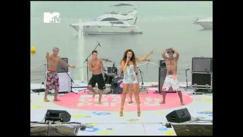 Анна Седакова - Драма [MTV Beach Party'10].mp4