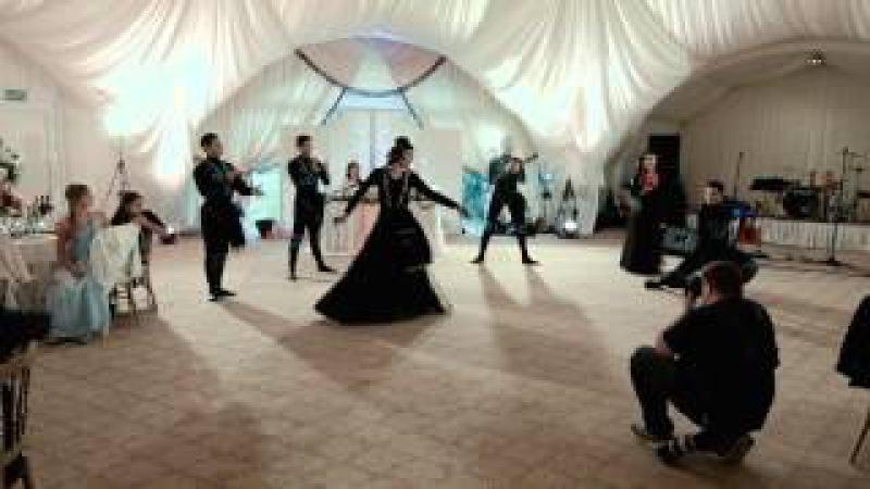 Ансамбль ШАТИЛИ Аджарский танец Ачарули