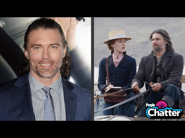 Anson Mount Teaches You How to Be a Southern Gentleman - PEOPLE