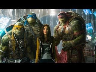 Teenage Mutant Ninja Turtles auf Deutsch - Ganzer Film auf Deutsch
