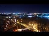 Ночной Симферополь. Сквозь пространство и время.