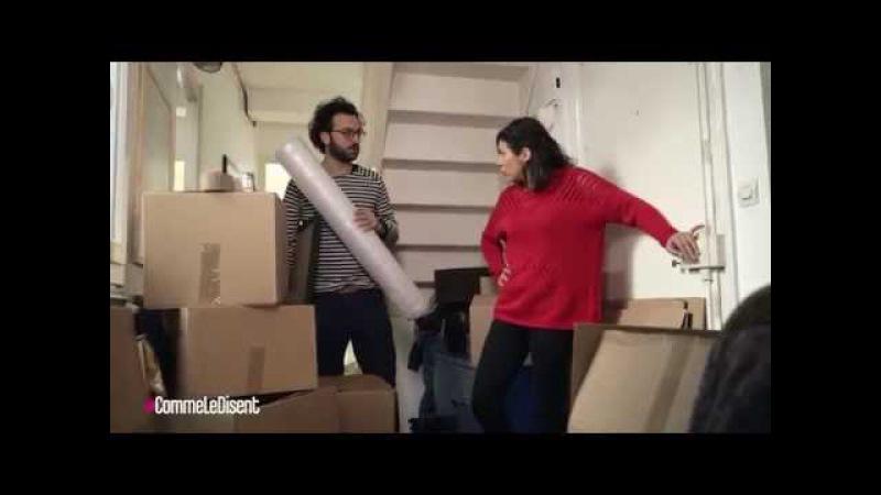 Comme Le Disent les gens qui déménagent La websérie de La Banque Postale saison 2 épisode 3