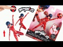 Miraculous Ladybug Jump and Fly Action Figure Doll Toy Unboxing Toy Caboodle
