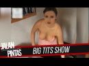 Hot! Cewek Cantik Seksi Gak Pakai Bra - Big Tits Show | Jalan Pintas TV