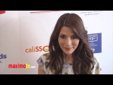 Marisol Nichols GCB at 2nd Annual Red CARpet Event Arrivals