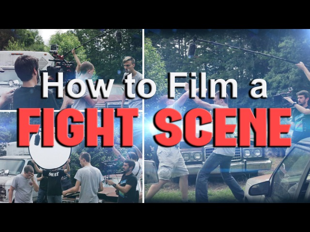 How to Film a Fight Scene - Tomorrow's Filmmakers