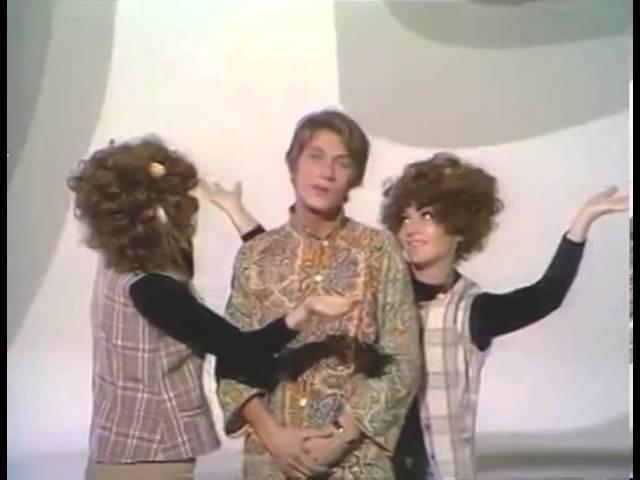 Jacques Dutronc - Hippie hippie hourrah (Dec 1967)