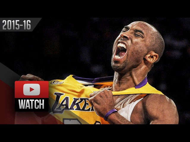Kobe Bryant Final Game Highlights vs Jazz (2016.04.13) - UNREAL 60 Pts, GREATNESS!