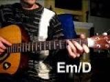 Любэ - Позови меня тихо по имени Тональность ( Еm ) Песни под гитару
