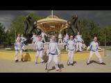 Дуэт Алмас и студия современного танца Драйв - Город 54