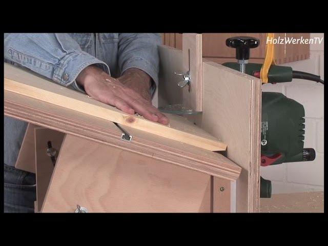 Фрезерный стол своими руками на ютубе