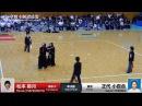 Mizuki MATSUMOTO K-MM Sayuri SHODAI - 55th All Japan Women KENDO Championship - Semi final 62