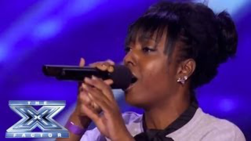 Ashly Williams' Emotional I Will Always Love You Prompts Tears - THE X FACTOR USA 2013