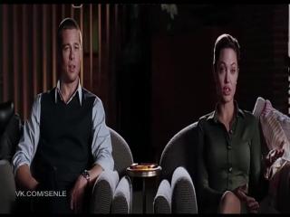 Вот почему расстались Брэд Питт и Анджелина Джоли 2016 ПРИКОЛ