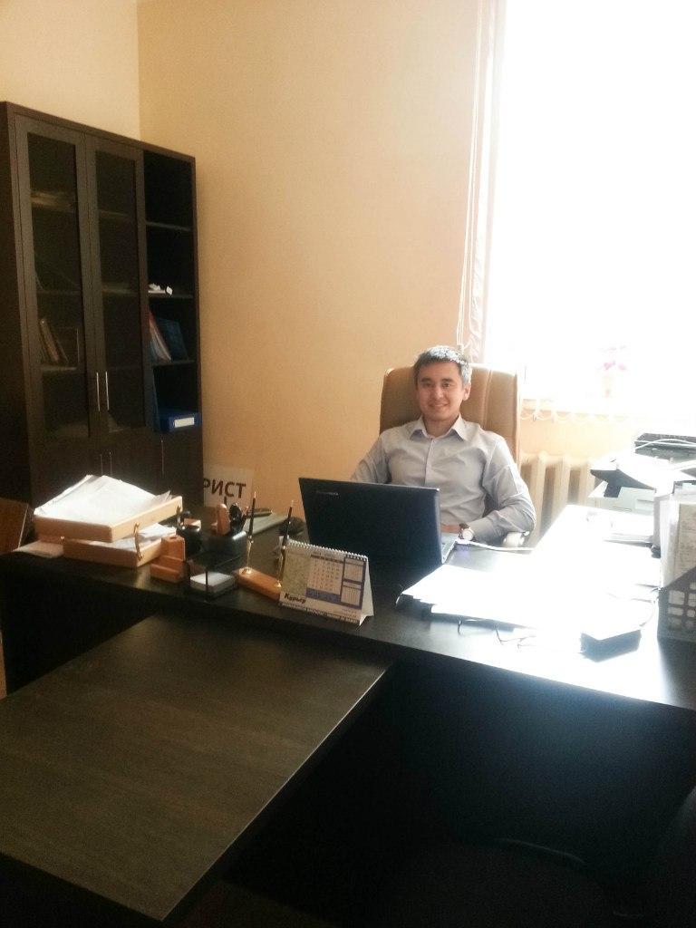 Адвокат Тюньдешев Аяс Геннадьевич