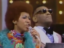 Aretha Franklin  Ray Charles - It Takes Two To Tango