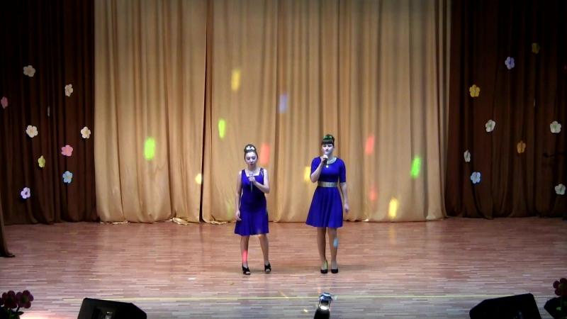 Маргарита Корниевская и Каринэ Егасаян