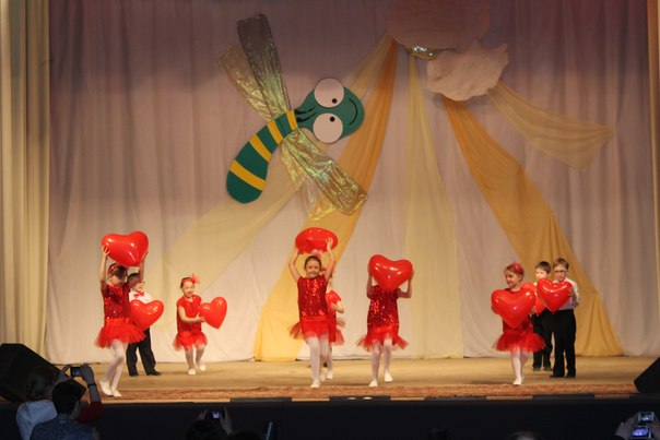 Команда детского сада