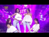 SISTAR - String @ Music Bank 160624