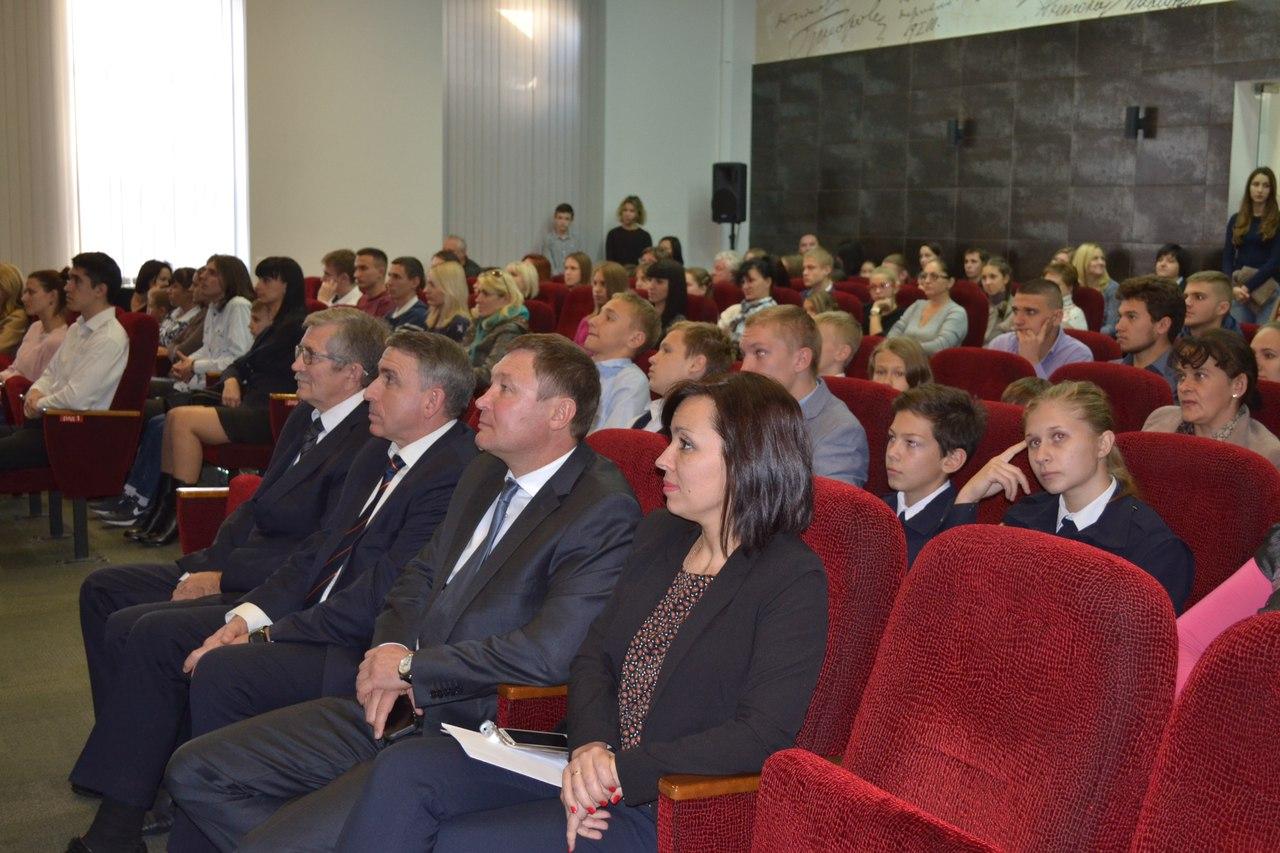 В Таганроге в библиотеке А.П. Чехова состоялось вручение знаков ГТО