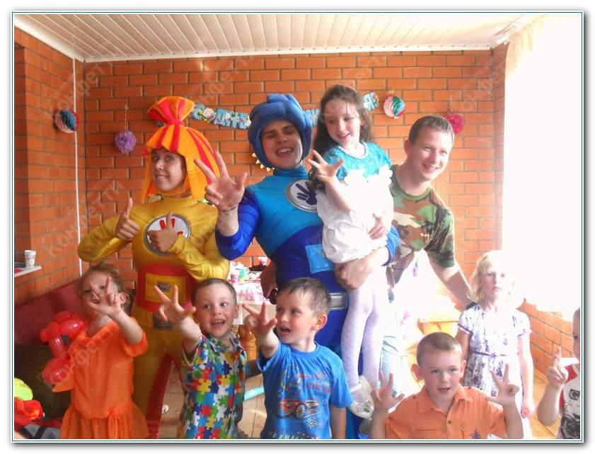 Аниматоры в школу Волоколамская минусовка на детский праздник