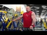 Мастер-класс Dennis Wolf. Тренировка мышц спины